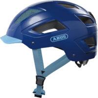 Abus Hyban 2.0 - Cykelhjelm - Mørkeblå - Str. M
