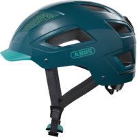Abus Hyban 2.0 - Cykelhjelm - Mørkegrøn - Str. XL