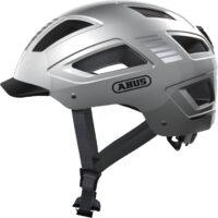Abus Hyban Signal 2.0 - Cykelhjelm - Signal sølv - Str. XL