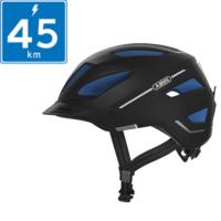 Abus Pedelec 2.0 - Sort/blå (elcykel hjelm)