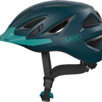 Abus Urban-I 3.0 - Cykelhjelm - Mørkegrøn - Str. S