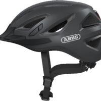 Abus Urban-I 3.0 - Cykelhjelm - Titan grå - Str. S