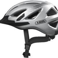 Abus Urban-I Signal 3.0 - Cykelhjelm - Signal sølv - Str. L