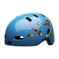 Bell Cykelhjelm Lil Ripper Baby Space Gloss Lys Blå