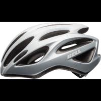 Bell Draft MIPS Ergo Fit Cykelhjelm, hvid/sølv