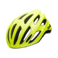 Bell Formula cykelhjelm, Mat/Gloss Neongul/Sort