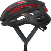 Cykelhjelm Abus AirBreaker - Black Red