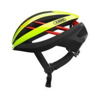 Cykelhjelm Abus Aventor - Neon Yellow