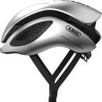 Cykelhjelm Abus Gamechanger - Gleam Silver