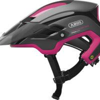 Cykelhjelm Abus Montrailer Ace Mips - Fuchsia Pink, M (55-58cm)