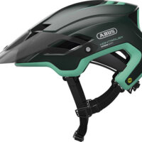 Cykelhjelm Abus Montrailer Mips - Smaragd Green