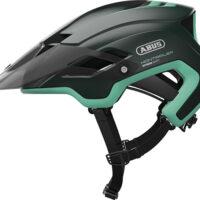 Cykelhjelm Abus Montrailer - Smaragd Green