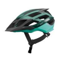 Cykelhjelm Abus Moventor - Smaragd Green