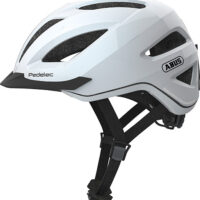 Cykelhjelm Abus Pedelec 1.1 - Pearl White