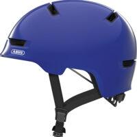 Cykelhjelm Abus Scraper Kid 3.0 - Shiny Blue