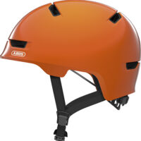 Cykelhjelm Abus Scraper Kid 3.0 - Shiny Orange
