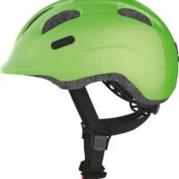 Cykelhjelm Abus Smiley 2.0 - Sparkling Green