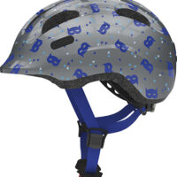 Cykelhjelm Abus Smiley 2.1 - Blue Mask