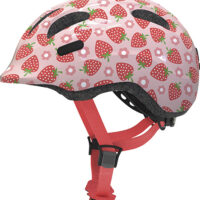 Cykelhjelm Abus Smiley 2.1 - Rose Strawberry