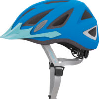 Cykelhjelm Abus Urban-I 2.0 - Neon Blue