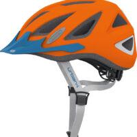 Cykelhjelm Abus Urban-I 2.0 - Neon Orange