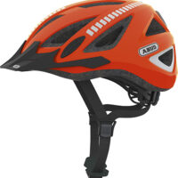 Cykelhjelm Abus Urban-I Signal 2.0 - Orange