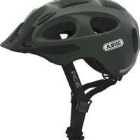 Cykelhjelm Abus Youn-I Ace - Metallic Green