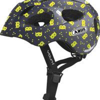 Cykelhjelm Abus Youn-I - Blue Mask