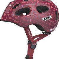 Cykelhjelm Abus Youn-I - Cherry Heart