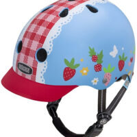 Cykelhjelm Junior Nutcase Little Nutty GEN3 - Berry Sweet, XS (48-52 cm)
