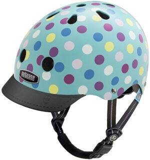 Cykelhjelm Junior Nutcase Little Nutty GEN3 - Cake Pops, XS (48-52 cm)