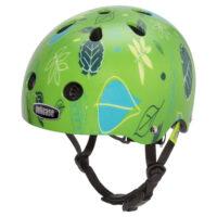 Cykelhjelm Nutcase BABY Nutty, Go Green Go 47-50cm (XXS)