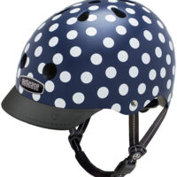 Cykelhjelm Nutcase GEN3 Street - Navy Dots