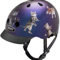 Cykelhjelm Nutcase GEN3 Street - Space Cats