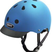 Cykelhjelm Nutcase GEN3 Super Solids Atlantic Blue