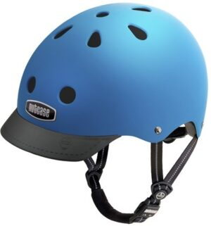 Cykelhjelm Nutcase GEN3 Super Solids Atlantic Blue