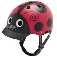Cykelhjelm Nutcase Little Nutty GEN3, Ladybug 48-52cm (XS)