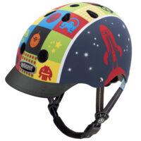 Cykelhjelm Nutcase Little Nutty GEN3, Space Cadet 48-52cm (XS)