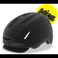 Giro Caden MIPS cykelhjelm, mat sort