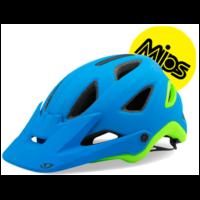 Giro Montaro MIPS, mat blå/lime