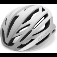 Giro Syntax cykelhjelm, hvid/sølv