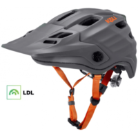 KALI Maya 2.0 cykelhjelm med LDL, mat grå