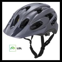 KALI Pace cykelhjelm med LDL, mat grå