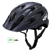 KALI Pace cykelhjelm med LDL, mat sort