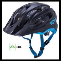 KALI Pace cykelhjelm med LDL, mat sort/blå