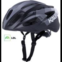 KALI Therapy cykelhjelm med LDL, mat sort/grå