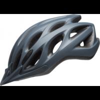 Mat bly Tracker cykelhjelm fra Bell