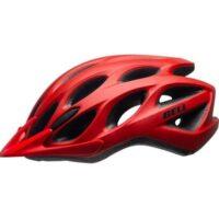 Rød Tracker cykelhjelm fra Bell