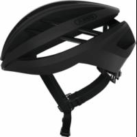Velvet Black Aventor cykelhjelm fra Abus