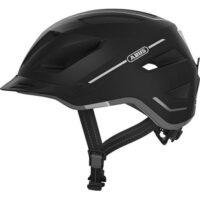 Velvet Black Pedelec 2.0 cykelhjelm fra Abus